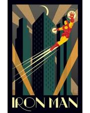 Poster maxi Pyramid - Marvel Deco (Iron Man)