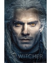 Poster maxi GB eye Games: The Witcher - Close Up