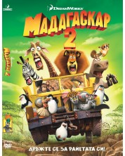 Madagascar: Escape 2 Africa (DVD)