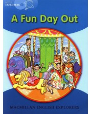 Macmillan Explorers Phonics: Fun Day Out (ниво Little Explorer's B)