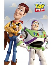 Poster maxi Pyramid - Toy Story (Woody & Buzz)