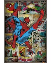 Poster maxi Pyramid - Marvel Comics (Spider-Man Retro)