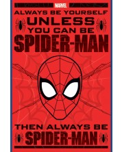 Poster maxi Pyramid - Spider-Man (Always Be Yourself)