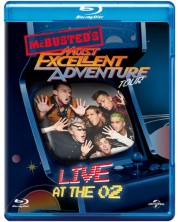 McBusted's Most Excellent Adventure (Blu-ray)