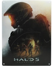 Poster metalic ABYstyle Games: Halo - Master Chief