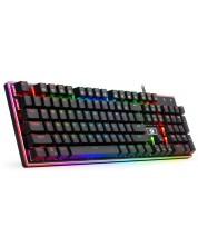 Tastatura mecanica Redragon - Ratri, K595RGB-BK, RGB, neagra