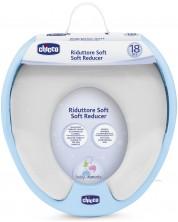 Colac WC moale  pentru copii Chicco, Albastru -1