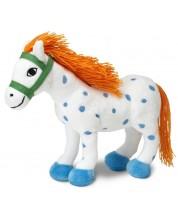 Papusa moale Micki Pippi - Calul lui Pippi Longstocking, 30 cm