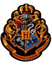 Poster metalic ABYstyle Movies: Harry Potter - Hogwarts