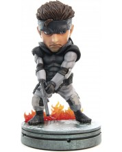 Statueta First 4 Figures Metal Gear Solid - Solid Snake SD, 20cm