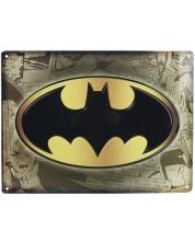 Poster metalic ABYstyle DC Comics: Batman - Logo