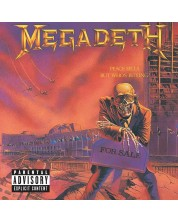 Megadeth - Peace Sells...But Who's Buying? (CD)