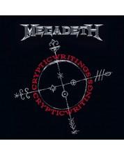 Megadeth- Cryptic Writings (CD)