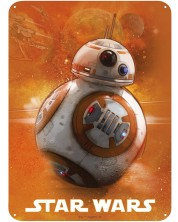 Poster metalic ABYstyle Movies: Star Wars - BB-8