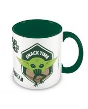 Cana Pyramid - Star Wars: The Mandalorian (Snack Time) Green