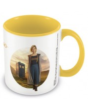 Cana Pyramid - Doctor Who: 13th Doctor - Yellow
