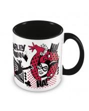 Cana Pyramid DC Comics: Harley Quinn - I Am Crazy For You (Black)