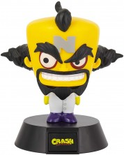 Mini lampa Paladone Crash Bandicoot - Doctor Neo Cortex Icon