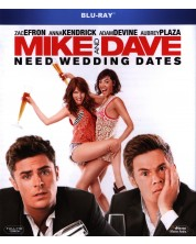 Mike and Dave Need Wedding Dates (Blu-ray)