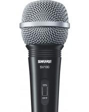 Microfon  Shure - SV100, negru