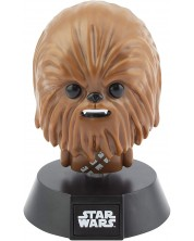 Mini lampa Paladone Star Wars - Chewbacca Icon