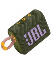 Mini boxa JBL - Go 3, verde