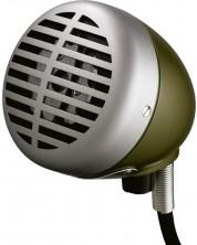 Microfon Shure - 520DX, argintiu/verde