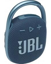 Mini boxa JBL - CLIP 4, albastra