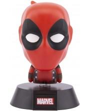 Mini lampa Paladone Marvel - Deadpool