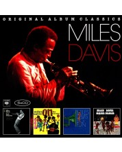 MILES DAVIS - Original Album Classics (CD)