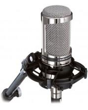 Microfon Audio-Technica - AT2020V, wireless, argintiu