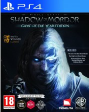 Middle-earth: Shadow of Mordor - GOTY (PS4)