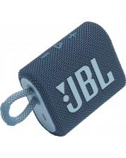 Mini boxa JBL - Go 3, albastra