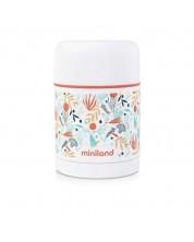 Termos hrana Miniland - Mediterranean, 600 ml -1