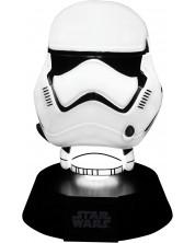 Mini lampa Paladone Star Wars - First Order Stormtrooper Icon