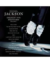 Michael Jackson - Greatest Hits History Vol 1 (CD)