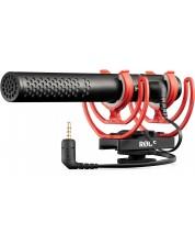 Microfon Rode - Videomic NTG, negru/rosu