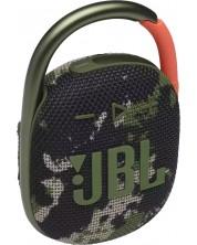 Mini boxa JBL - CLIP 4, verde