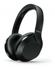Casti wireless  Philips - TAPH802BK,  negre