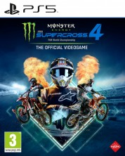 Monster Energy Supercross 4 (PS5) -1