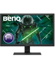 """Monitor BenQ - GL2780E, 27"""", FHD, TN LED, Anti-Glare, negru -1"""