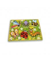 Primul meu puzzle Andreu toys - Insecte -1