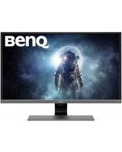 "Monitor BenQ - EW3270UE, 31.5"", 4K, VA, FreeSync, Anti-Glare, gri -1"