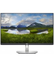 "Monitor  Dell - S2721H, 27"", FHD, IPS, Anti-Glare, argintiu/negru -1"