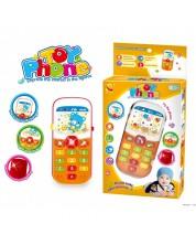 Jucarie muzicala pentru copii Moni - Toy Phone -1
