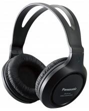 Casti Panasonic RP-HT161E-K, Over-Ear - negre