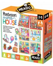 Set Headu Montessori - Mica mea casa -1
