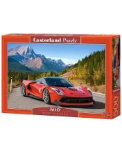 Puzzle Castorland de 500 piese - Mountain Ride