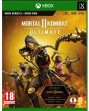 Mortal Kombat 11 Ultimate Edition (Xbox One)