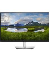 """Monitor Dell - P3221D, 31.5"""", QHD, LED IPS, Anti-Glare, USB Hub -1"""